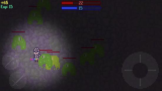 Pixel Rena – Slime Dungeon 5