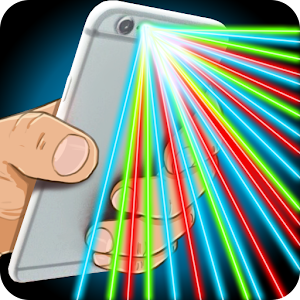 Laser 100 Beams Funny Joke for PC and MAC
