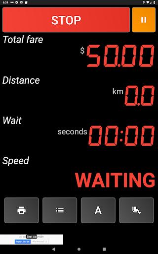 TAXImet - Taximeter 4.3 screenshots 11