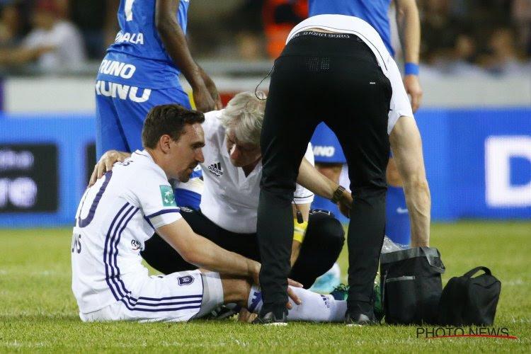 Duidelijkheid over blessure Kums en nog twee afwezigen bij Anderlecht