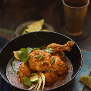 Cornish Hen Curry