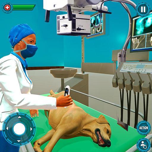 Pet Hospital Vet Clinic Animal Vet Pet Doctor Game