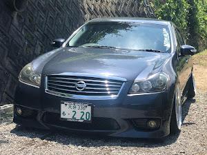 フーガ Y50 21年式 350GT タイプSのカスタム事例画像 竜也さんの2019年06月16日15:03の投稿