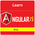 AngularJS tutorial Full icon