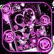 Sparkling Neon Love Theme Download on Windows
