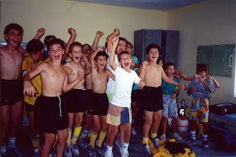 Photo: Προπαιδικό ΑΕΚ 1993-94