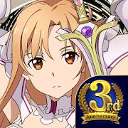 Game SWORD ART ONLINE: Memory Defrag (JP) v1.40.0 MOD FOR ANDROID | GOD MODE | HIGH ATTACK