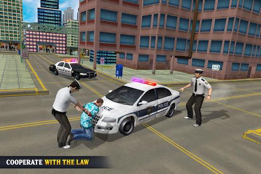 Crime Car Street Driver: Gangster Games 1.0 Screenshots 2