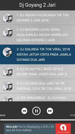 Dj Goyang 2 Jari 1.0.0 screenshots 4