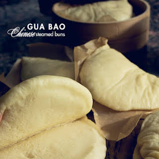 Chinese Baked Buns Recipes.