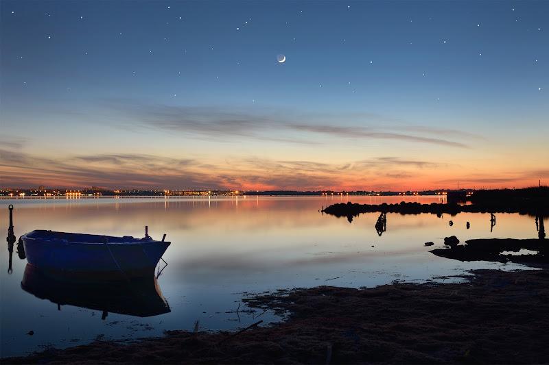 magic sunset di MikiConsoli