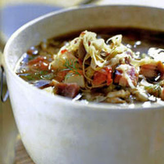 Russian Borscht Recipe