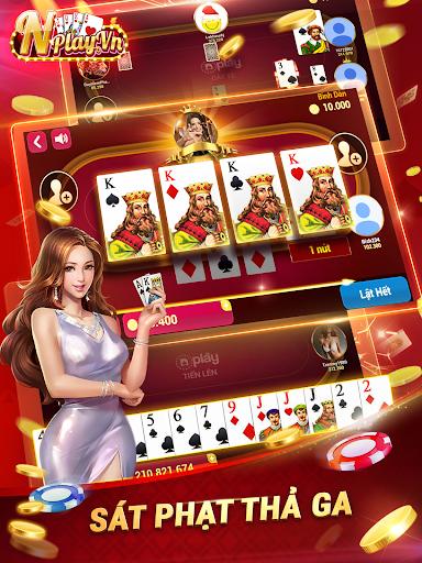 NPLAY: Game Bu00e0i Online, Tiu1ebfn Lu00ean MN, Binh, Poker..  screenshots 14