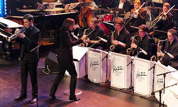 Photo: BuJazzO, Splash & Maria Baptist - 25. Intern. Jazzfestival Viersen 2011 - Festhalle Bühne 1