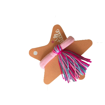 accesorio stelle cola pinkie