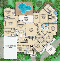 screenshot of Home 3D Plans and Designs