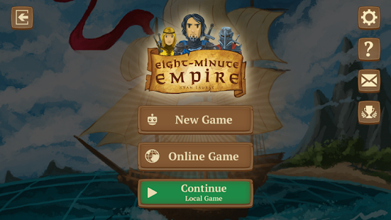 Восьмиминутная Империя Screenshot