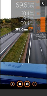 SPL CAM – decibel meter with video recorder App Latest Version  Download For Android 1