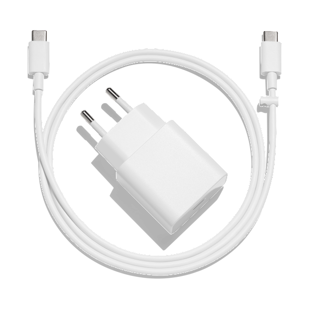 GOOGLE CHROMECAST REPLACEMENT USB DATA CABLE AND BATTERY CHARGER 2 COLOURS