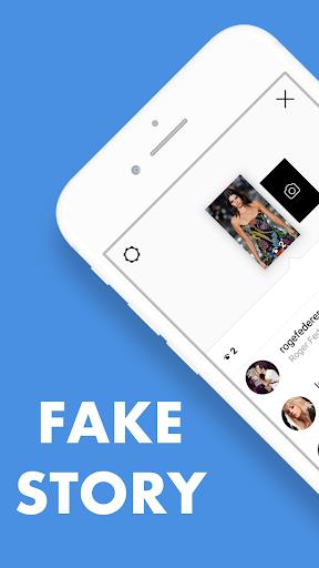 Foto do FakeStory - Criador de histórias para o Instagram