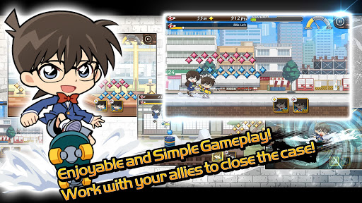Detective Conan Runner: Race to the Truth  captures d'écran 2