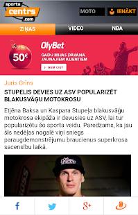 Sportacentrs.com - náhled