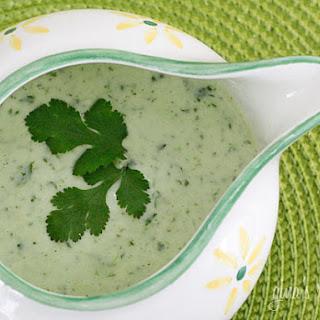 Creamy Jalapeno Cilantro Dressing Recipes