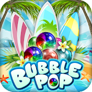 Game Bubble Pop Paradise: Island Adventure apk for kindle fire