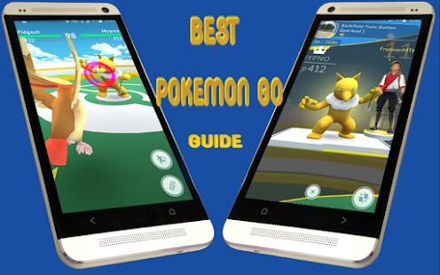 Tips Of Pokemon Go pro - náhled
