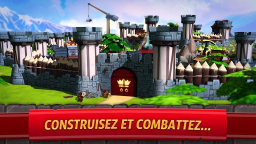 Code Triche Royal Revolt 2: Guerre & Stratu00e9gie - Bataille RPG APK MOD screenshots 6