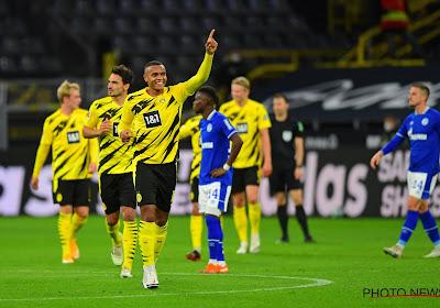Bundesliga : Le Borussia Dortmund s'offre le premier derby de la Ruhr