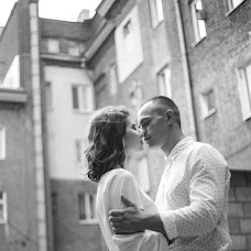 Wedding photographer Alevtina Shvidkova (Shvidkova). Photo of 30.07.2017