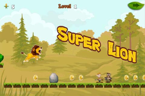 Super Lion Safari