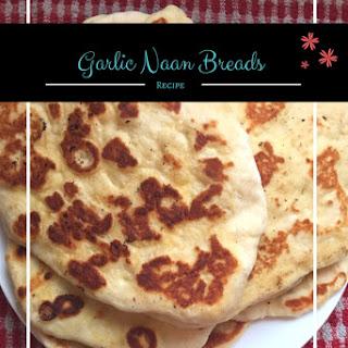 Homemade Garlic Bread With White Bread Recipes