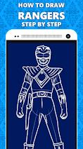 How to Draw Rangers - screenshot thumbnail 04