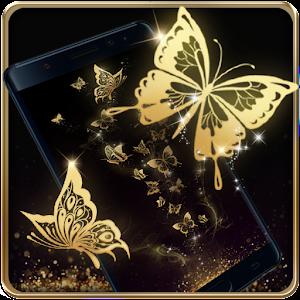 Unduh Kupu Kupu Emas Wallpaper Hidup Untuk Samsung Galaxy Download Aplikasi Android Terbaru
