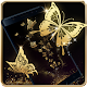 Gold Butterfly Live Wallpaper (app)