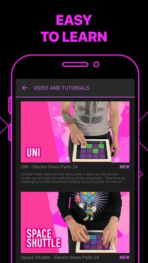 Electro Drum Pads 24 - Music & Beat Maker 2.5.5 screenshots 5