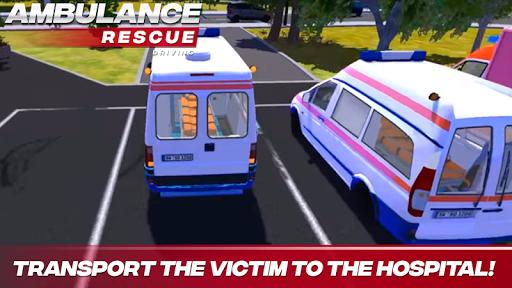 Download Ambulance Rescue Driving MOD APK 2