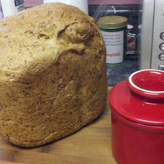 Bob's Red Mill Low Carb Bread (bread machine).