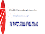 Offer 30% Flight Academy in New zealand