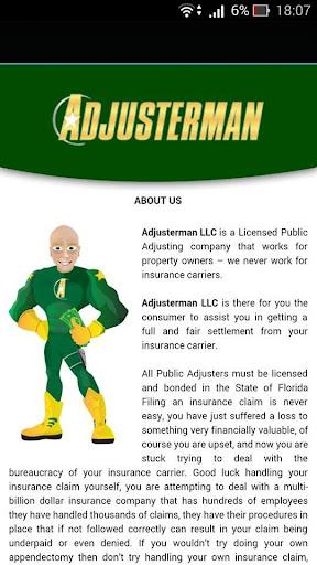 Adjusterman|玩商業App免費|玩APPs