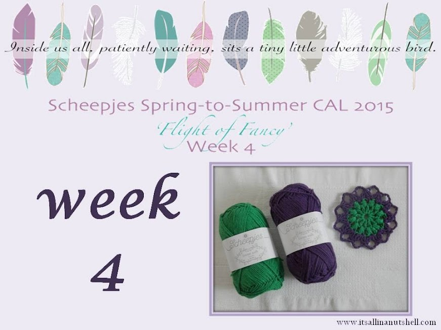 English video week 4 flight of fancy crochet along