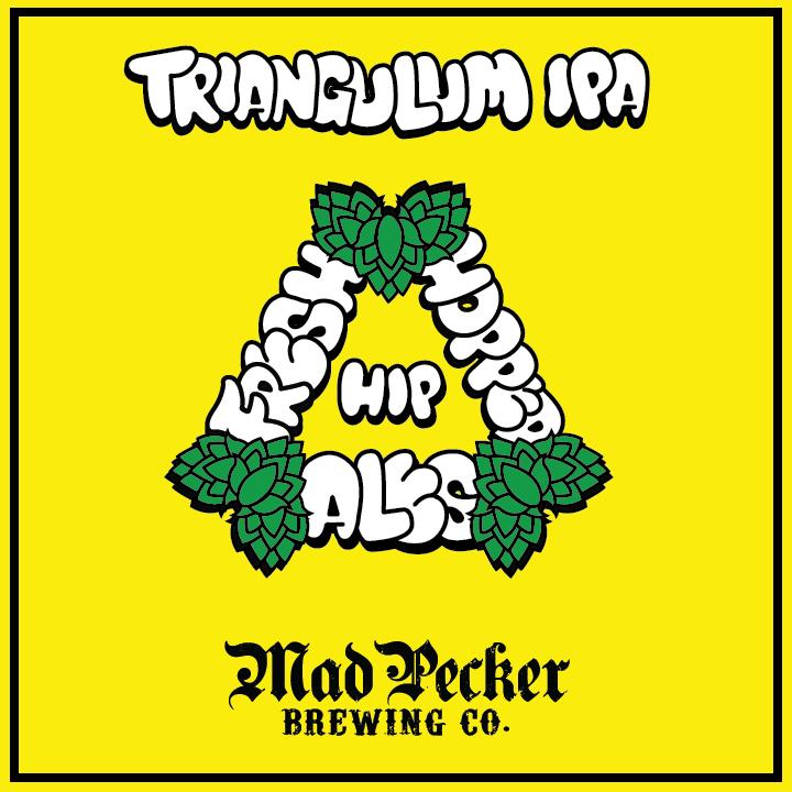 Logo of Mad Pecker Triangulum - Azacca El Dorado Mosaic