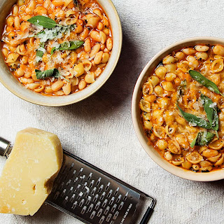 Italian White Bean Pasta Fagioli Recipes