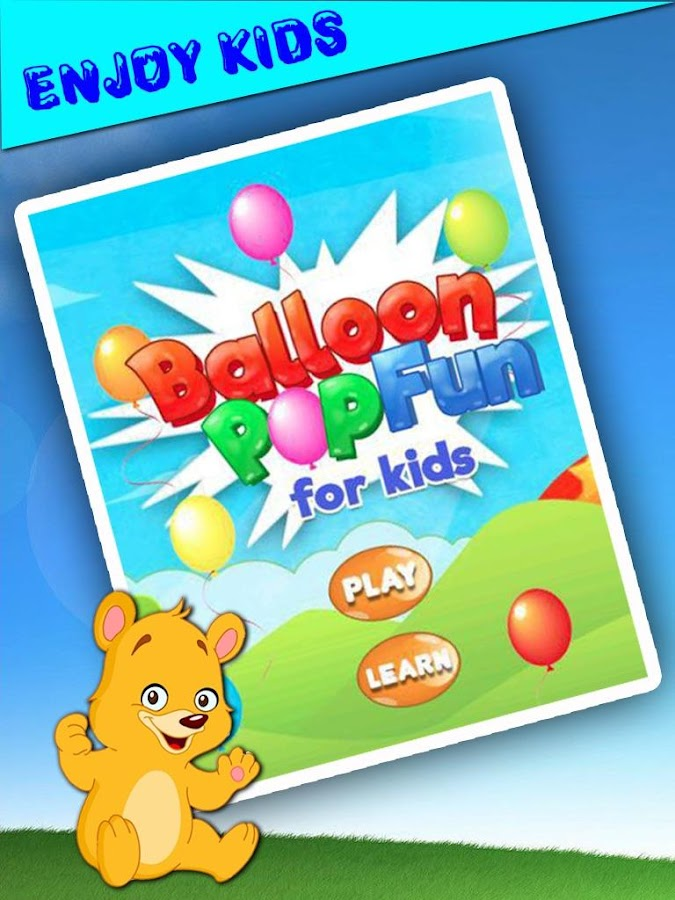 Balloon pop fun for kids android apps on google play for Fun balloon games for kids