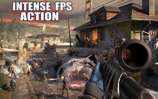 Zombies Frontier Dead Killer: TPS Zombie Shoot 1.0 screenshots 5