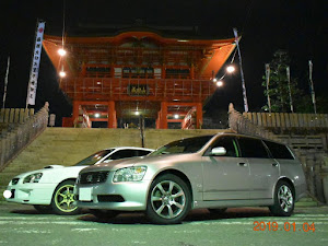 ステージア PM35 H17年式 350RXのカスタム事例画像 NISSAN野郎!さんの2019年01月05日08:42の投稿