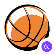 Basketball-APUS Launcher theme