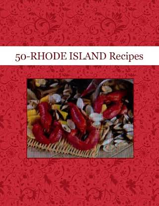 50-RHODE ISLAND Recipes